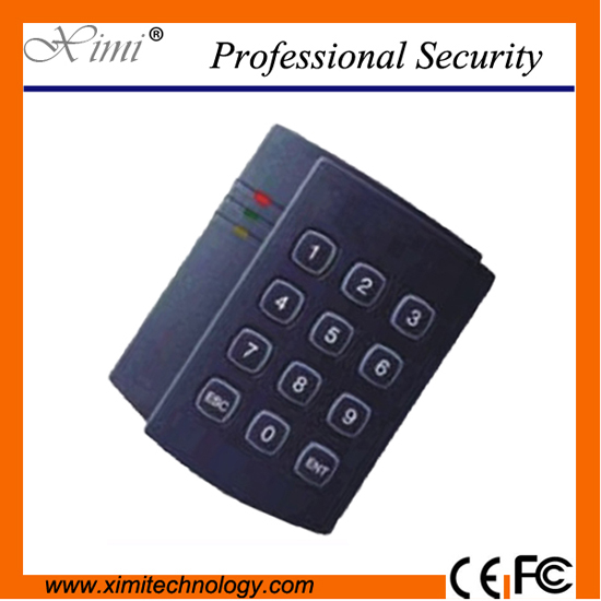 X006E/M card reader with keypad