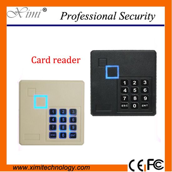 X008E/M card and key reader